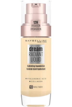 Maybelline Dream Radiant Liquid 010 Ivory