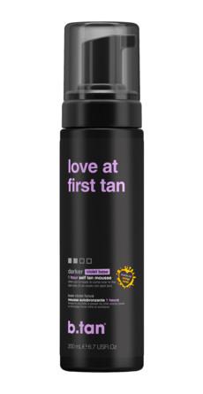 b.tan Selvbruner Mousse Love At First Tan