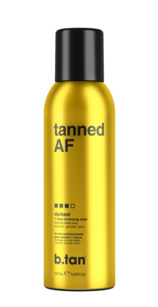b.tan Tanned AF 1 Hour Bronzing Mist 207 ml