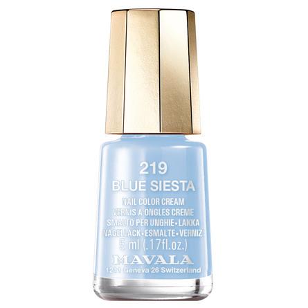 Mavala Neglelak Chilli & Relax Collection 219 Blue Siesta