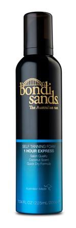 Bondi Sands Selvbrunermousse 1 Hour Express