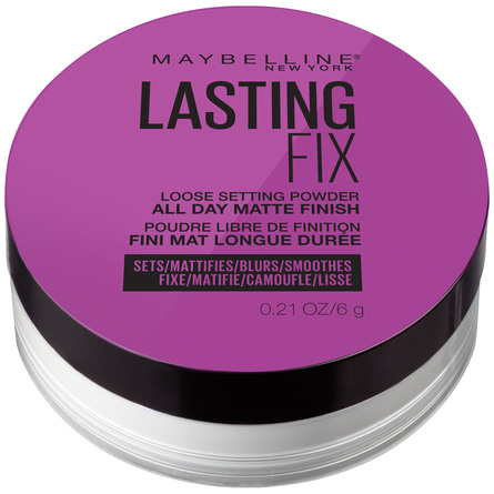 Maybelline Master Fix Setting + Perfecting Loose Powder Translucent