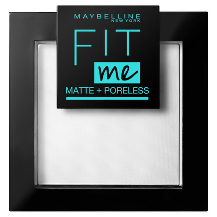 Maybelline Fit Me Matte & Poreless Pudder 090 Translucent