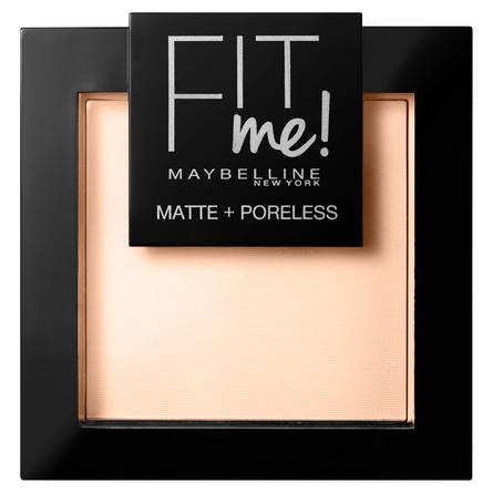 Maybelline Fit Me Matte & Poreless Pudder 104 Soft Ivory