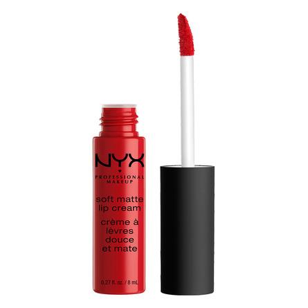 NYX PROFESSIONAL MAKEUP Soft Matte Lip Cream Amsterdam