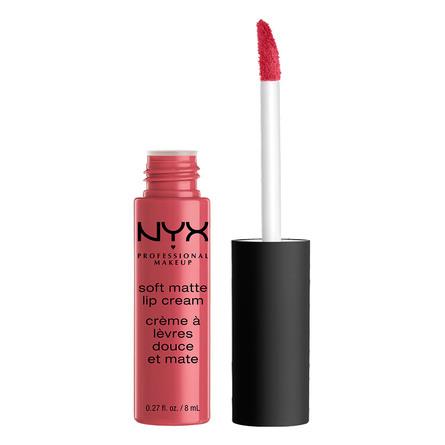 NYX PROFESSIONAL MAKEUP Soft Matte Lip Cream San Paulo