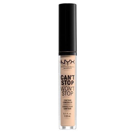 NYX PROFESSIONAL MAKEUP Can't Stop Won't Stop Contour Concealer Vanilla