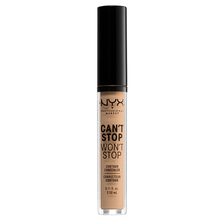 NYX PROFESSIONAL MAKEUP Can't Stop Won't Stop Contour Concealer Medium Olive