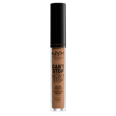 NYX PROFESSIONAL MAKEUP Can't Stop Won't Stop Contour Concealer Mahogany