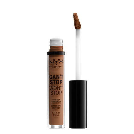 NYX PROFESSIONAL MAKEUP Can't Stop Won't Stop Contour Concealer Cappuccino