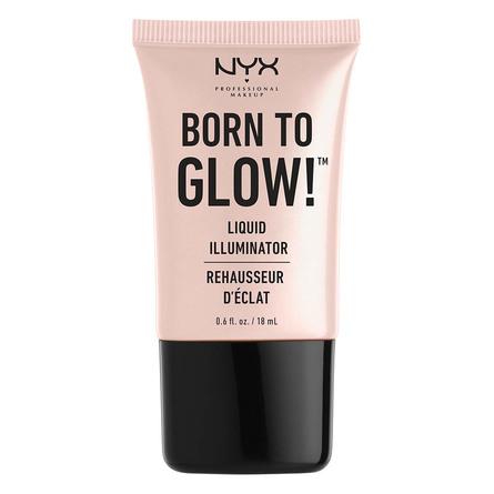 NYX PROFESSIONAL MAKEUP Born To Glow Liquid Illuminator Sunbeam