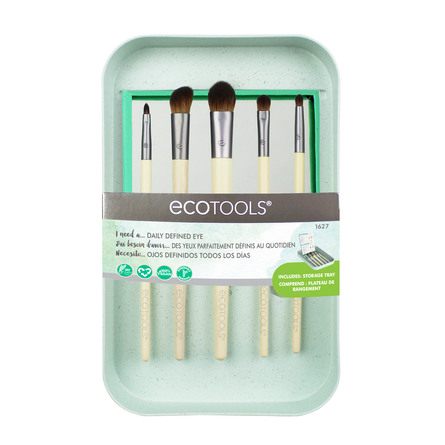 Ecotools Daily Defined Eye Penselsæt