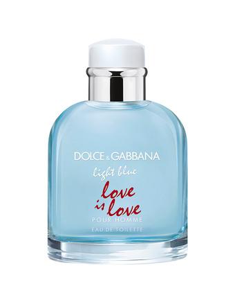 Dolce & Gabbana Light Blue Pour Homme Love is love Eau de Toilette 75 ml