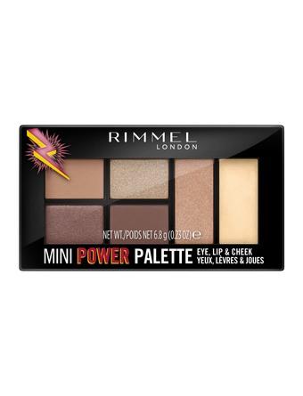 Rimmel Mini Power Palette 001 Fearless