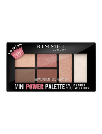 Rimmel Mini Power Palette 003 Queen