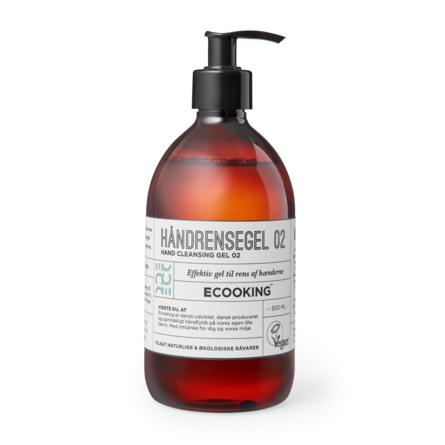 Ecooking Håndrensegel 02 60% 500 ml