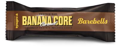Barebells Banana Caramel Core Bar 40 g