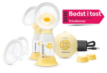 Medela Swing maxi Flex dobbelt elektrisk brystpumpe