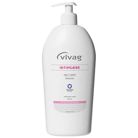 Vivag Intimsæbe 750 ml