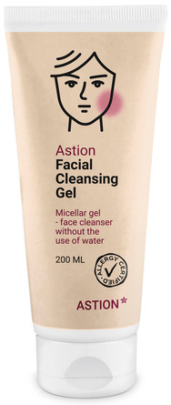 Astion Pharma Face Cleansing Gel 200 ml.