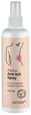 Astion Pharma Anti Itch Spray 250 ml.