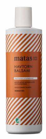 Matas Striber Havtorn Balsam til Normalt Hår 500 ml