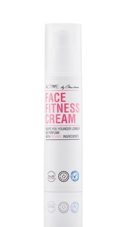Active by Charlotte Face Fitness Cream - Keeps You Younger Longer 50 ml