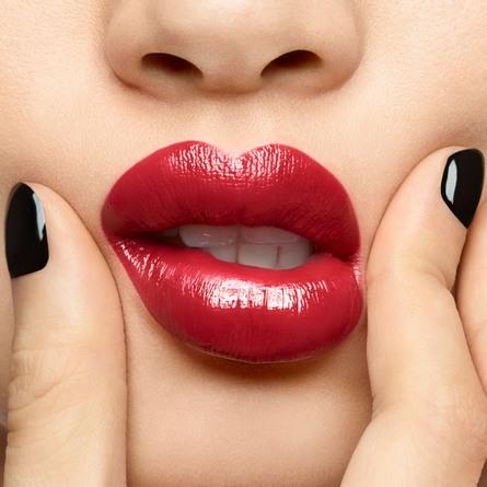 Yves Saint Laurent Rouge Volupté Shine Lip Gloss 04 Rouge In Danger