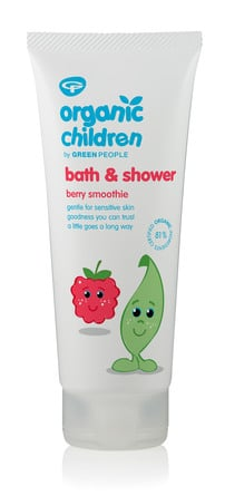 Green People Bath & Shower - Berry Smoothie 200 ml