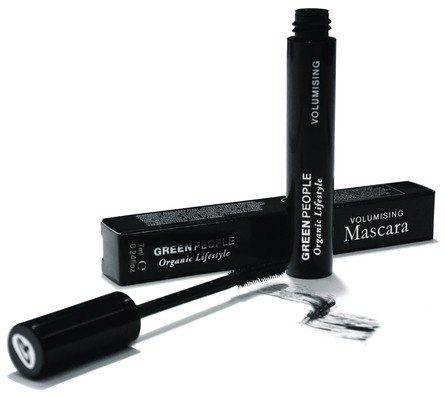 Green People Volumising Mascara Black