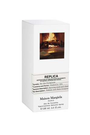 Maison Margiela Replica By The Fireplace Eau de Toilette 100 ml