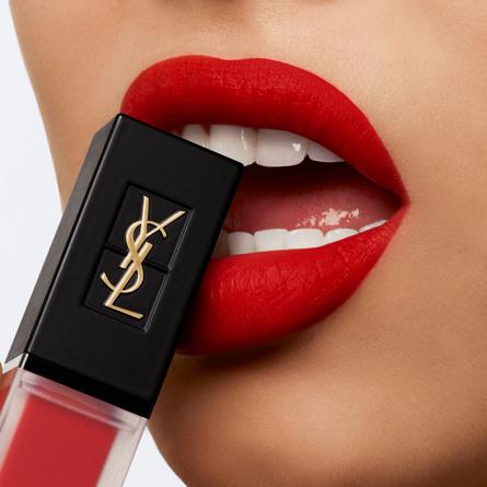 Yves Saint Laurent Tatouage Couture Velvet Cream Læbestift 201