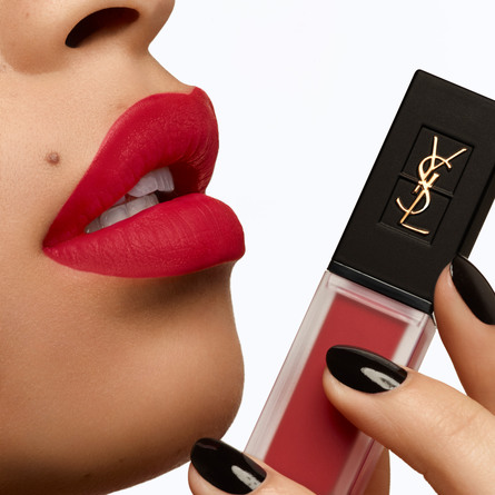 Yves Saint Laurent Tatouage Couture Velvet Cream Læbestift 203