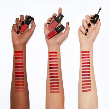 Yves Saint Laurent Tatouage Couture Velvet Cream Læbestift 204