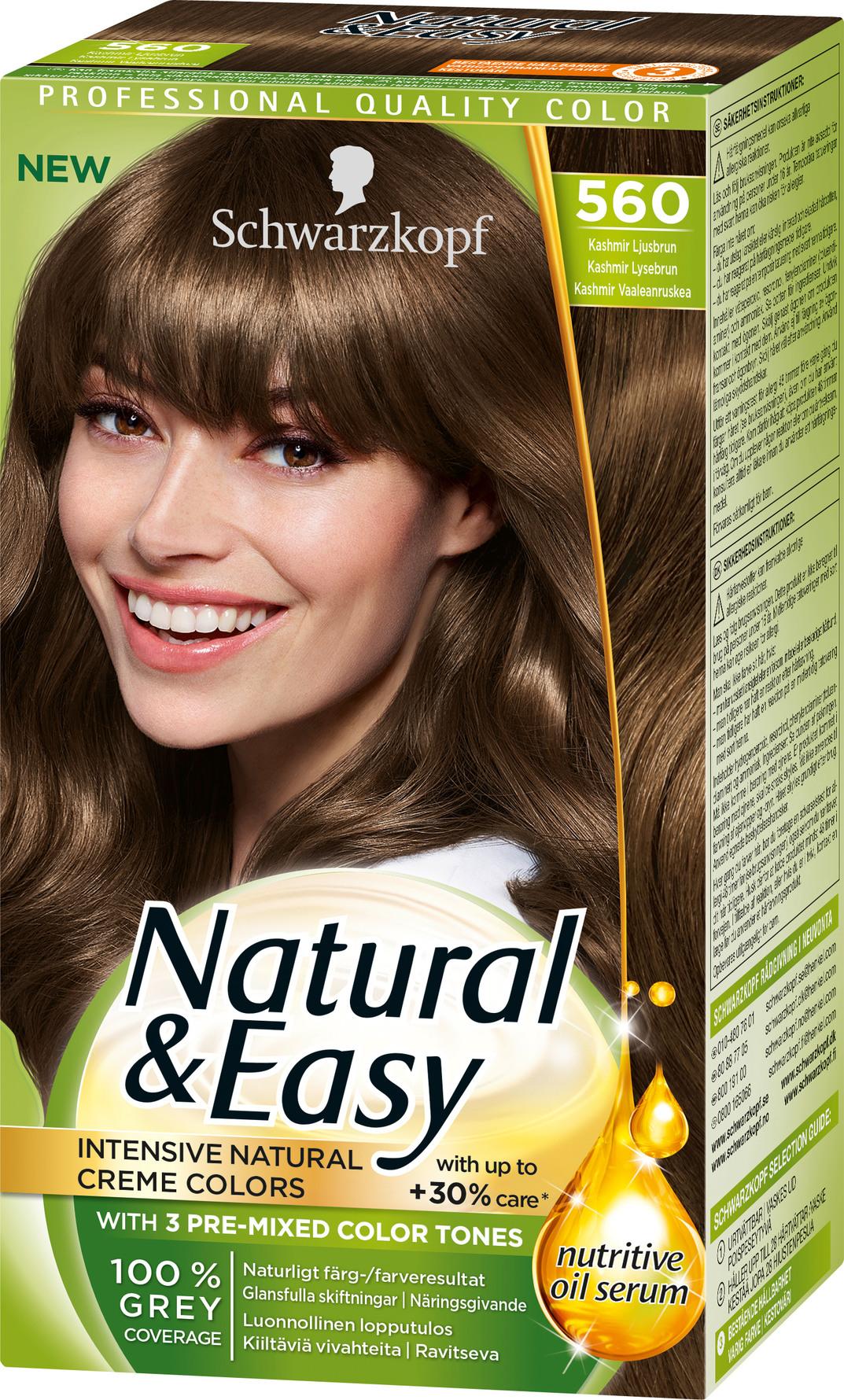 askeblond hårfarve matas