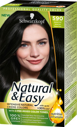 Schwarzkopf Natural & Easy 590 Sort