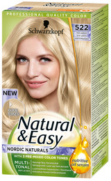 Schwarzkopf Natural & Easy 522 Silver Lightblond
