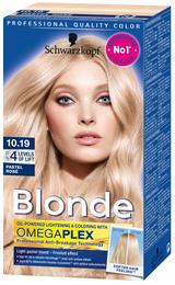 Schwarzkopf Blonde 10.19 Frosted Pastel