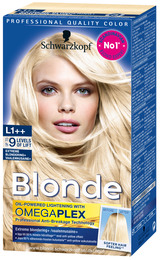 Schwarzkopf Blonde L1++ Extreme Lightener