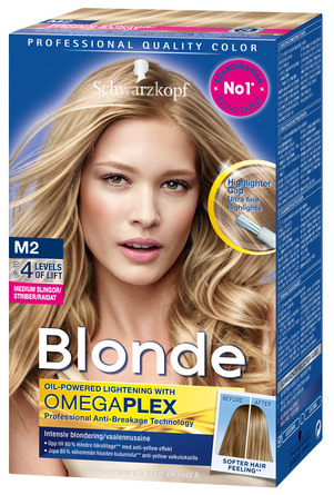 Schwarzkopf Blonde M2 Highlights Medium