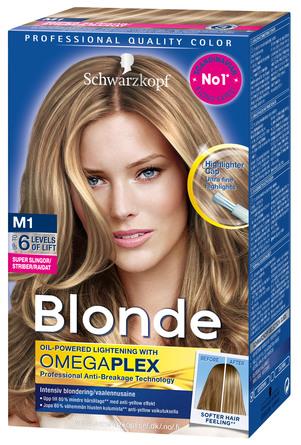 Schwarzkopf Blonde M1 Highlights Super