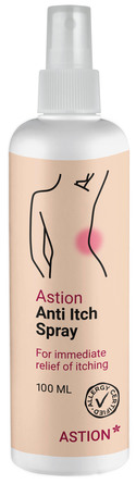 Astion Pharma Anti Itch Spray 100 ml.