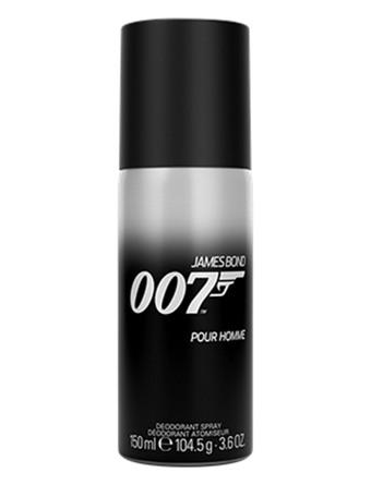 James Bond Dual Mission Deodorant spray 150 ml