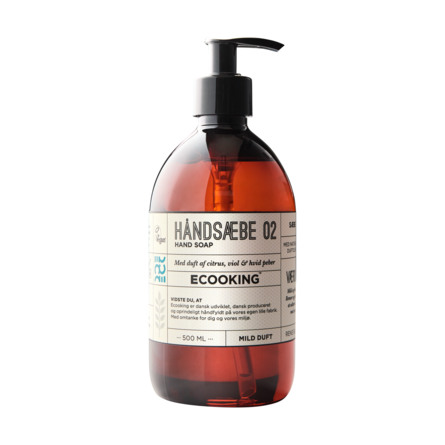 Ecooking Håndsæbe 02 500 ml