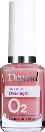 Depend O2 Neglepleje Strength Overnight