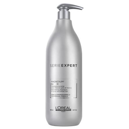 L'Oréal Professionnel Serie Expert Silver Shampoo 980 ml
