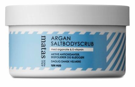 Matas Striber Argan Saltbodyscrub 250 g