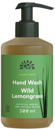 Urtekram Wild Lemongrass Hand Wash 300 ml
