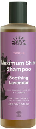 Urtekram Soothing Lavender Shampoo 250 ml