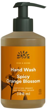 Urtekram Spicy Orange Blossom Hand Wash 300 ml